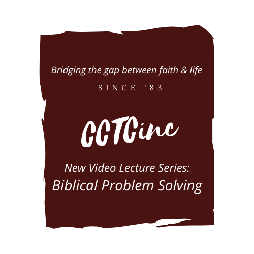 101 Biblical Problem Solving (BPS) Video Lectures on USB drive Product Photo