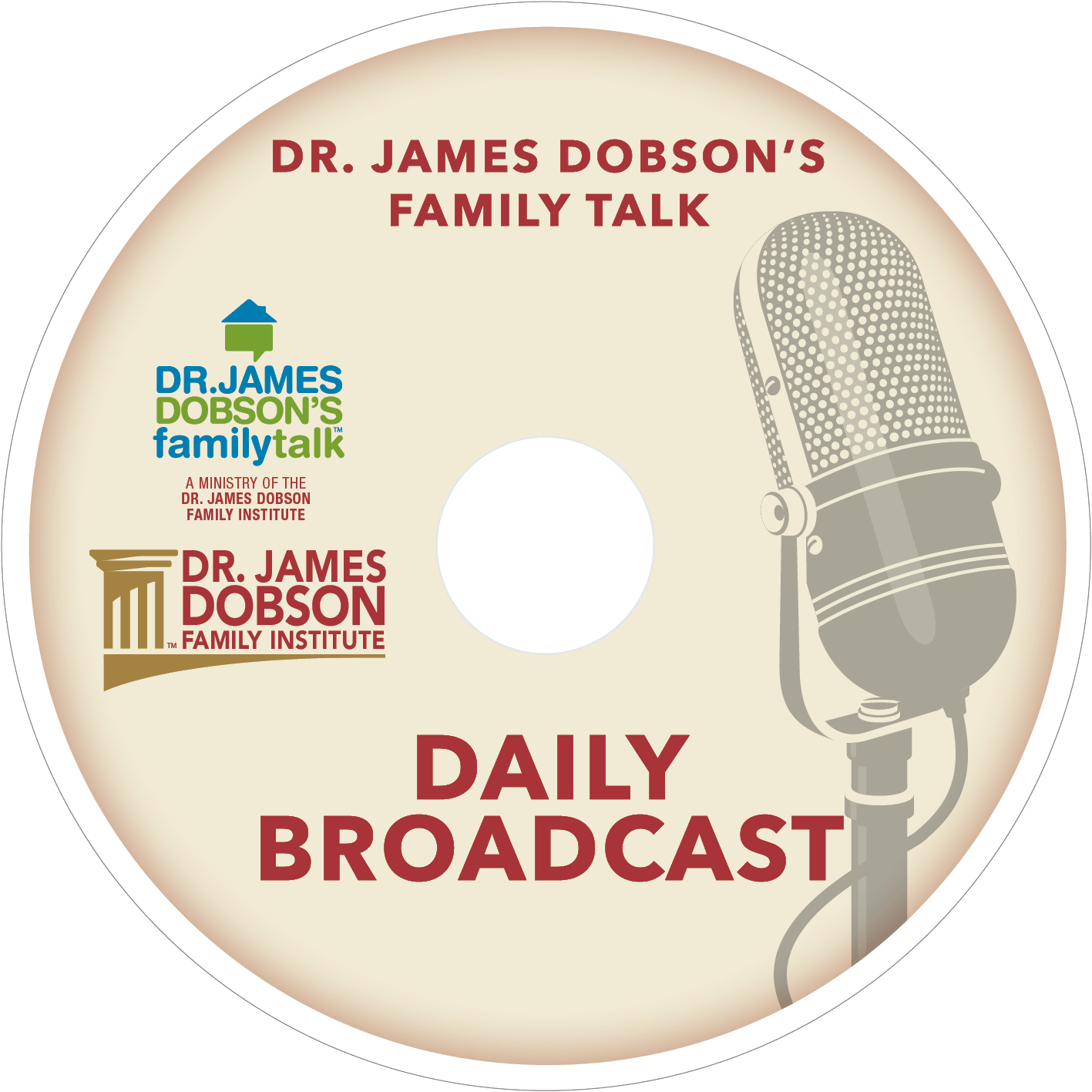 Dr. Ed Young Interviews Dr. James Dobson Product Photo