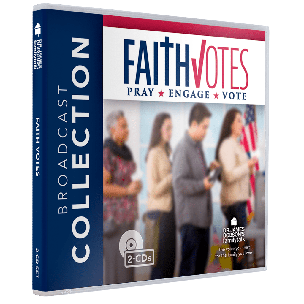 Faith Votes (CD Set) Product Photo